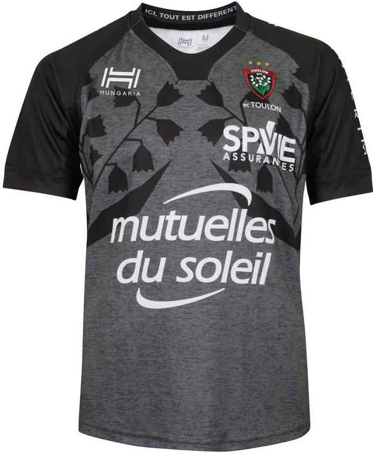 Collection Officielle Rugby Cub Toulonnais HUNGARIA T-Shirt RCT Toulon