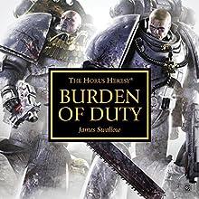 Garro: Burden of Duty: Horus Heresy Performance by James Swallow Narrated by Toby Longworth, John Banks, Ramon Tikaram