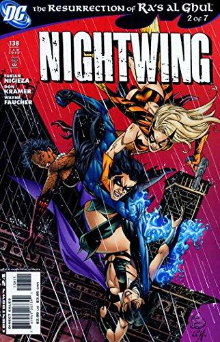 Nightwing #138 VF/NM ; DC comic book