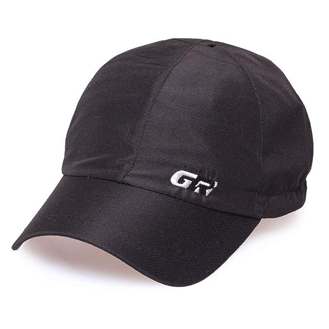 Grimey Gorra Nemesis Stopper FW18 Black-Unica: Amazon.es: Ropa y accesorios