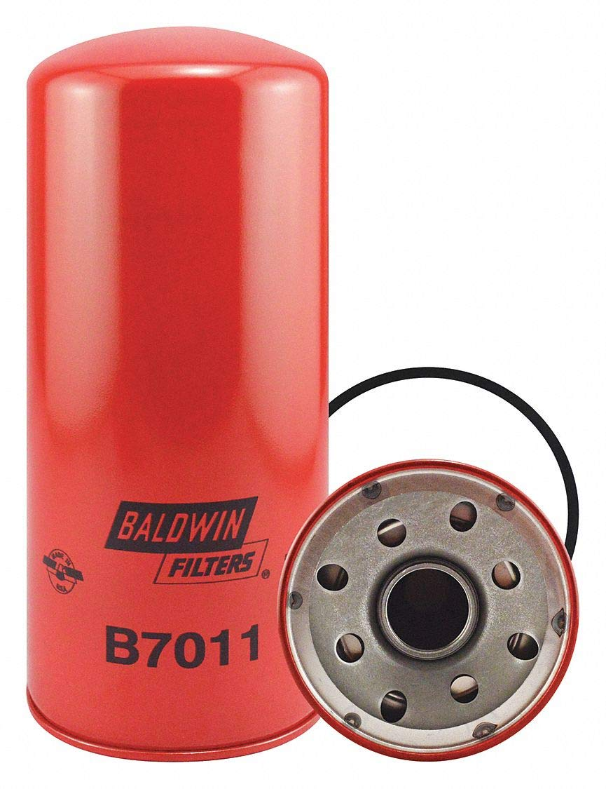 Baldwin Heavy Duty B7011 Spin-On Lube/Hydraulic Filter by Baldwin Filters