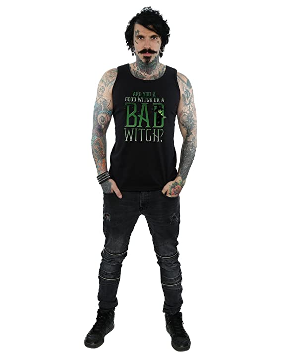 66f9517ee50 Wizard of Oz Men s Good Witch Bad Witch Tank Top at Amazon Men s Clothing  store