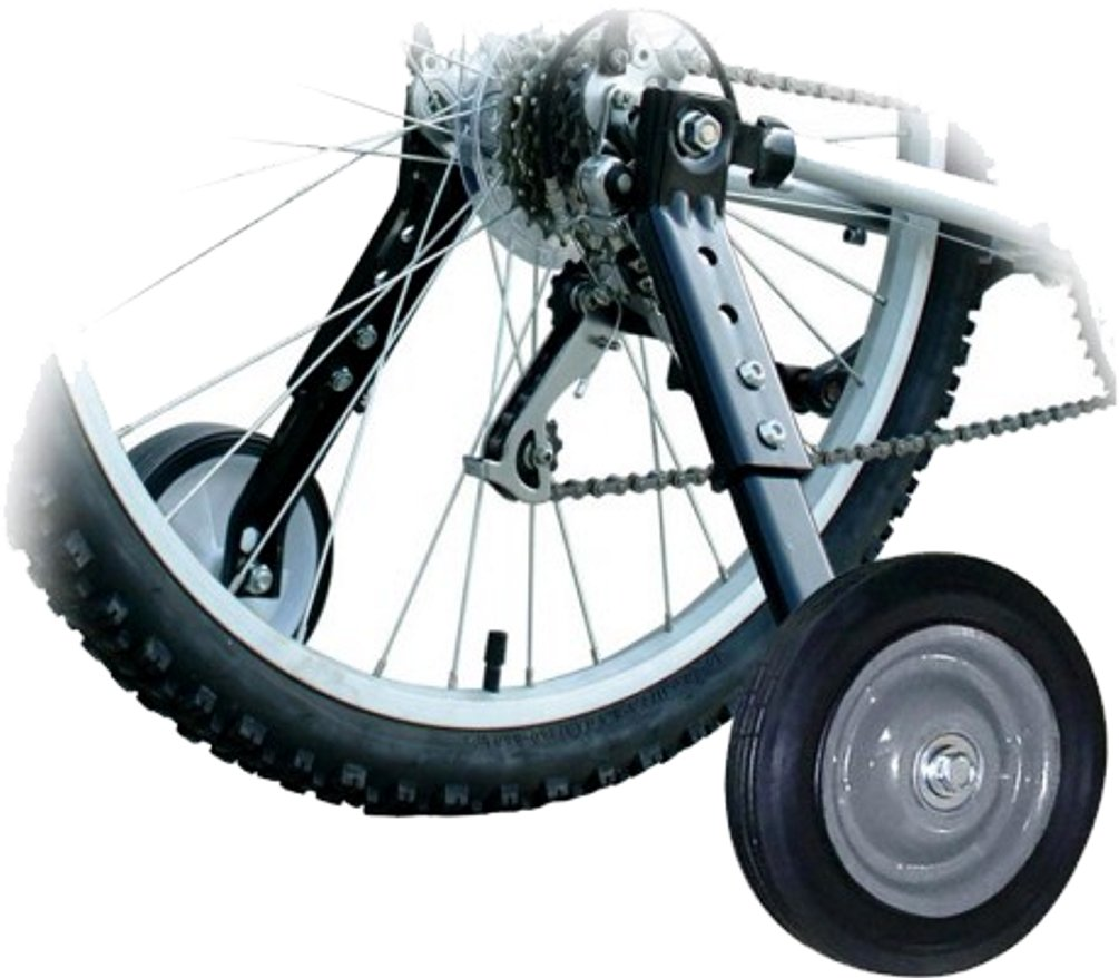 BikeHard Heavy Duty Adjustable Training Wheels 20-26''