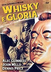 whisky e gloria dvd Italian Import