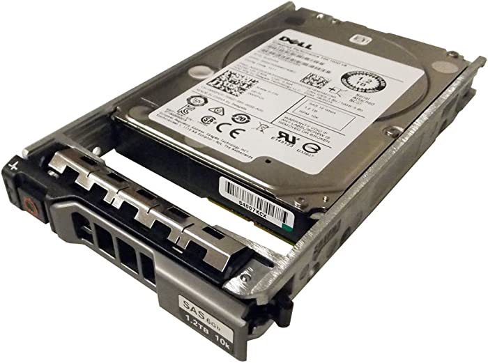"""NEW Dell 1.2TB 10K 12GB/s SAS 2.5"""" Hard Drive Dell R630 R730 R730XD (Dell WXPCX)"""