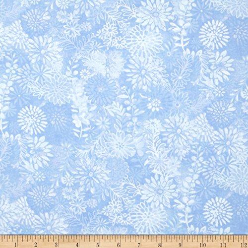 quilt fabric blue - 2