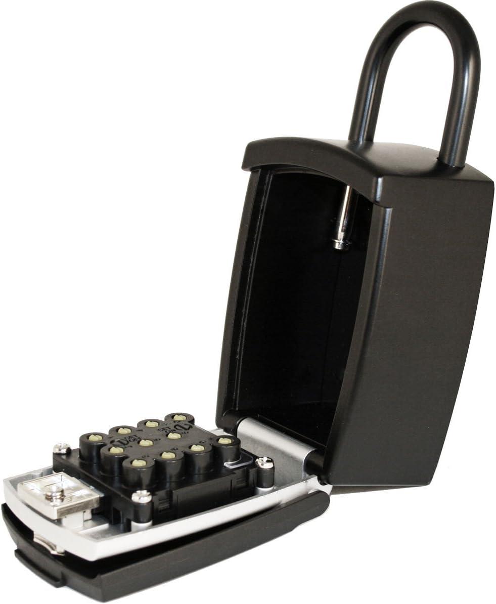 2 KeyGuard SL-501 Punch Button Large Capacity Key Storage Shackle Lock Box