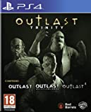Jeu PlayStation 4 - Outlast: Trinity (PS4) - Outlast II + Outlast + Outlast: Whistleblower