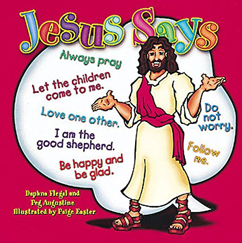 Jesus Says PDF