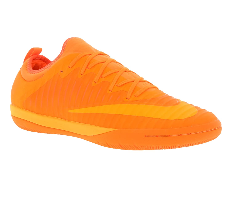 Nike MercurialX Finale II IC 831974-888 Herren Hallenfuszlig;ballschuhe  47 EU Orange (Total Orange / Bright Citrus-hyper Crimson)