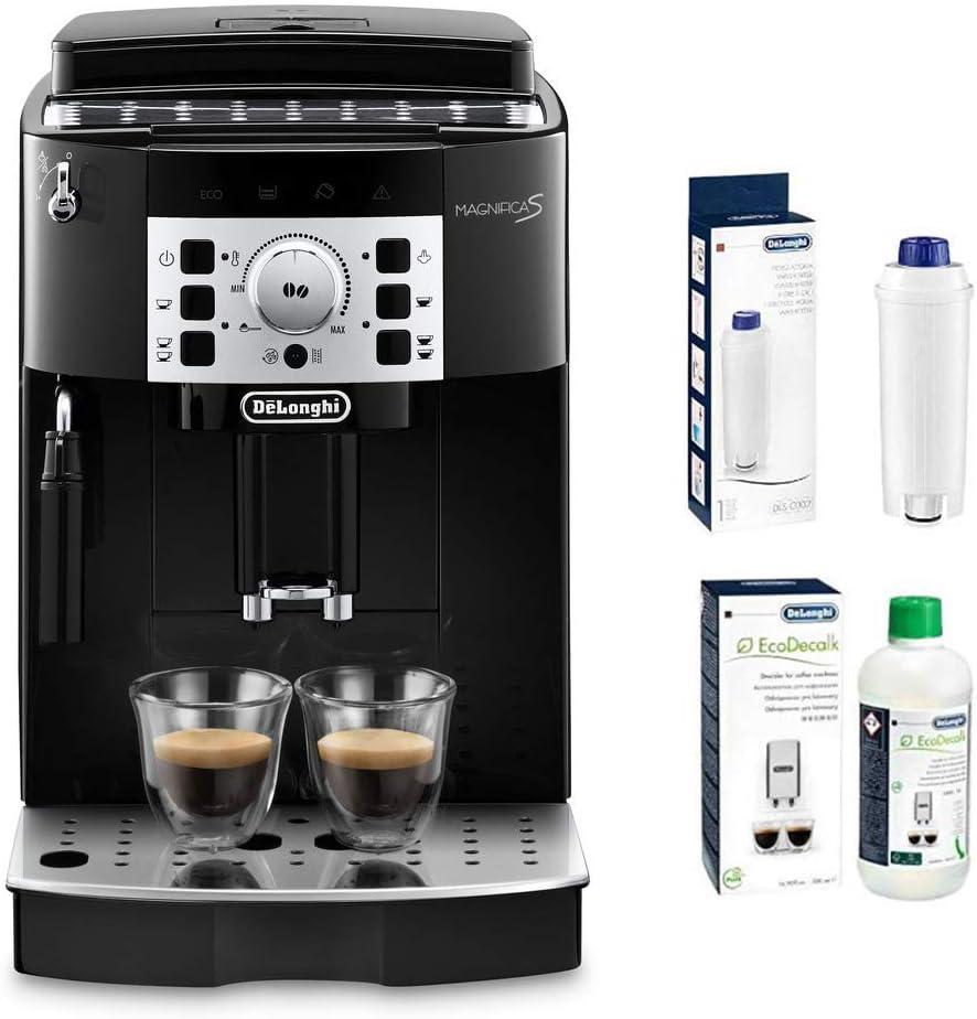 De'Longhi Magnifica S ECAM 22.110.B Kaffeevollautomat + Wasserfilter + EcoDecalk Entkalker um 239,99€ anstatt 287€