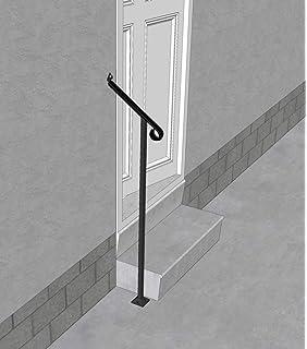 Amazon.com: Iron X Arco de barandilla #2, Negro, Arch #2 for ...