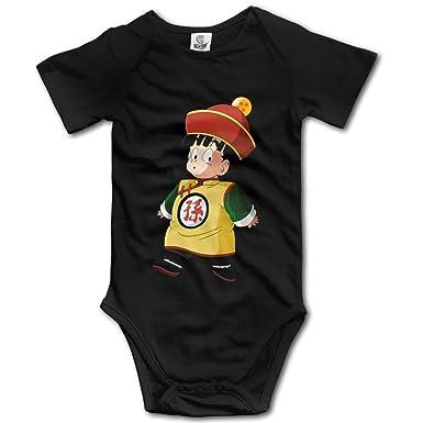 Amazon.com  Dragon Ball Z Son Gohan Baby Onesie T Shirt Baby  Clothing 82a280b50f68