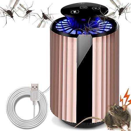 USB Eléctrico Repelente Mosquito Tropical, Mata Mosquitos Electrico, Anti Mosquitos Killer, UV Lámpara Antimosquitos Para Mosquitos Para Los Hogares, Patios, Jardines, Oficinas, Tiendas: Amazon.es: Hogar