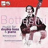 ボッテシーニ:コントラバスとピアノのための作品集