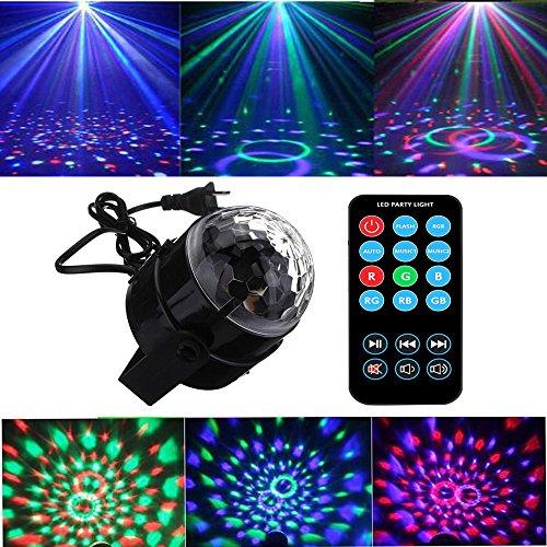 Small Led Disco Lights - 6