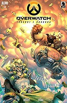 Overwatch (Brazilian Portuguese) #3 por [Brooks, Robert]