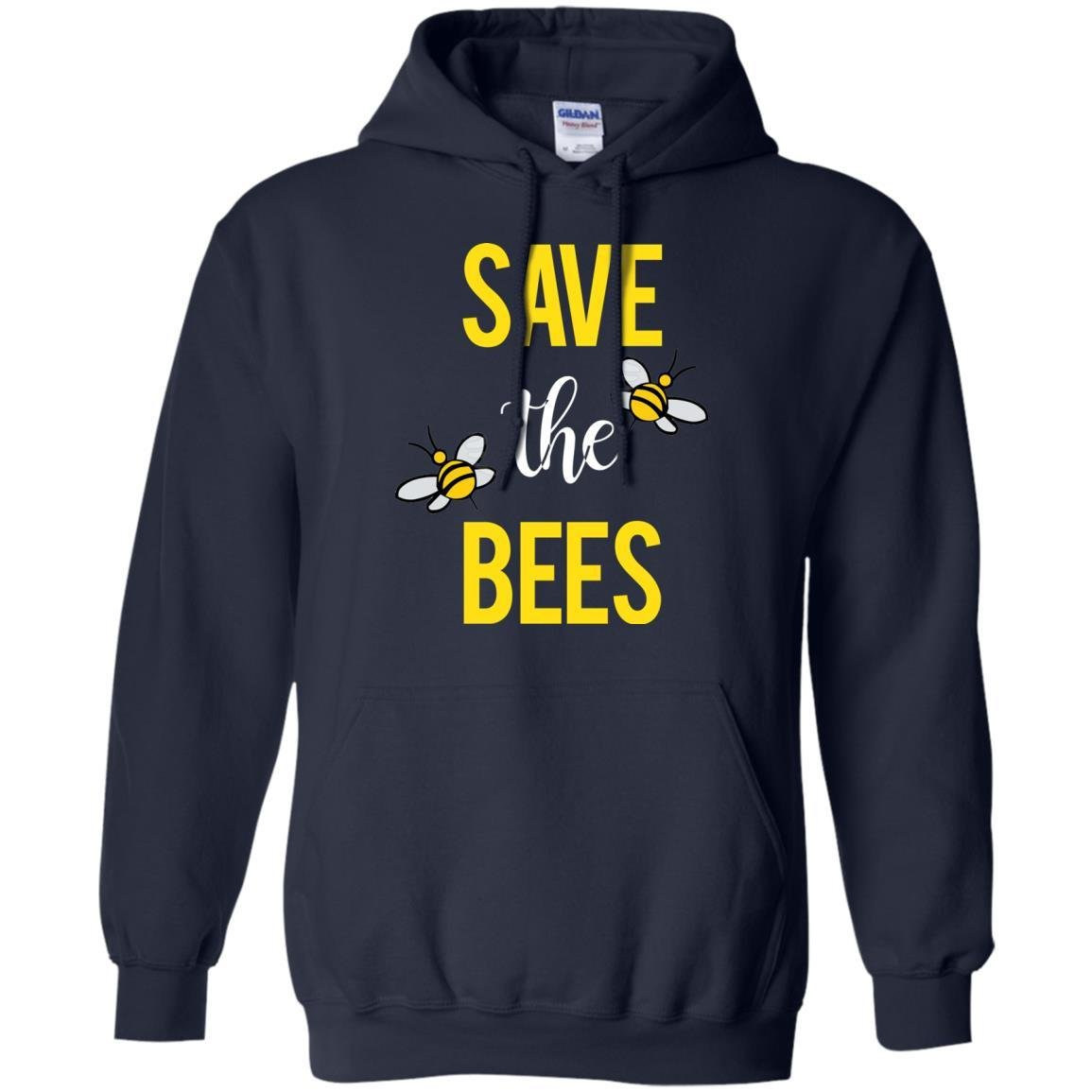 DrWigglebutts Awesome Save The Bees Gift Hoodie