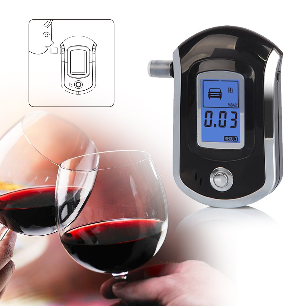 GREENWON Factory Directly Supply Personal Use Alcometer/Wine Analyzer for Prevent Drunk Driving AT6000
