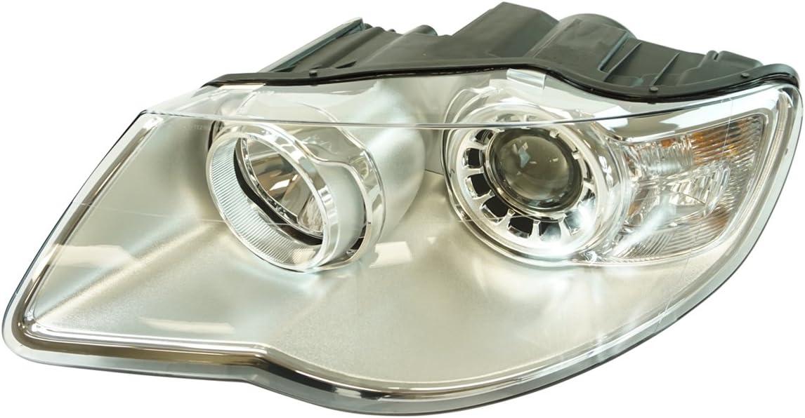 Halogen Headlight Lamp LH RH Set of 2 Pair for Toyota Tacoma Truck Pickup New
