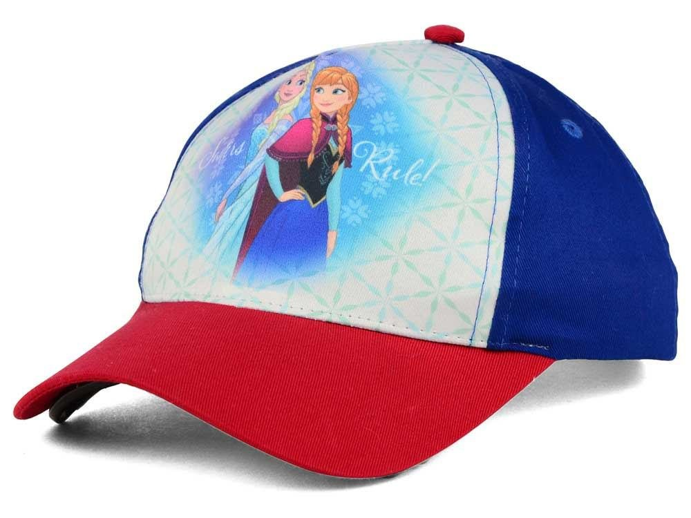 Disney Frozen Sisters Rule w/flip uo Sunglasses Cap Hat