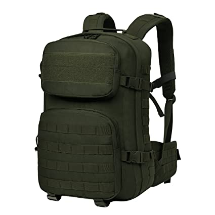 Amazon.com   Mardingtop Tactical Backpack Molle Pack Military ... 023936d36ad3b