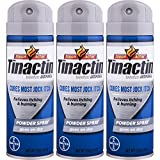 Tinactin Jock Itch Spray Powder,4.6
