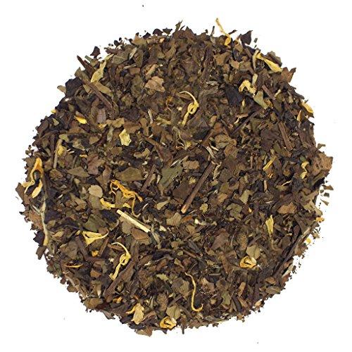 The Tea Farm - Peach White Fruit Tea - Loose Leaf White Tea (2 Ounce Bag)