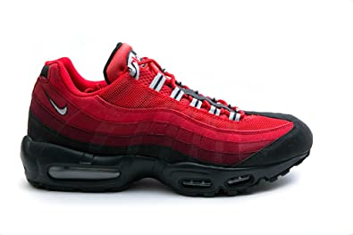 competitive price e9578 0b227 ... buy nike air max 95 mens running shoes red black 609048 002 size 11.5  567c8 33c19