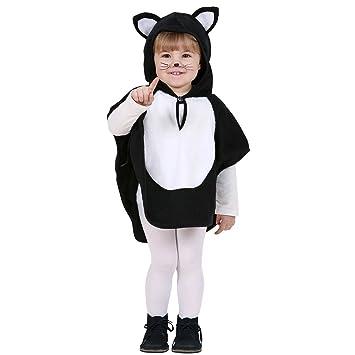 NET TOYS Disfraz Gatito Traje de Gato Infantil 110 cm años 3 ...