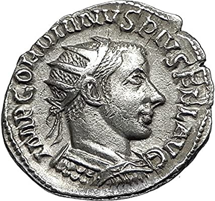 Ancient Coins Intelligent Roman Coin Silver Antoninianus Gordian Iii 238-244 Ad