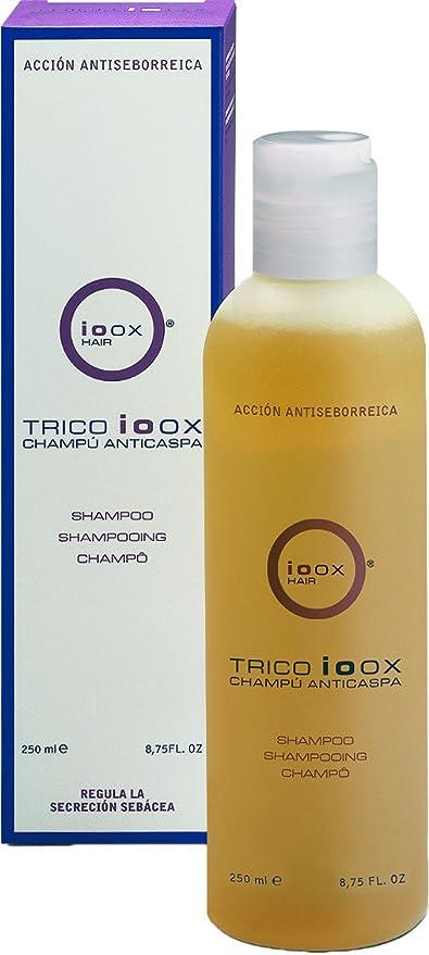 Ioox Trico Champú Anticaspa - 250 ml: Amazon.es: Belleza