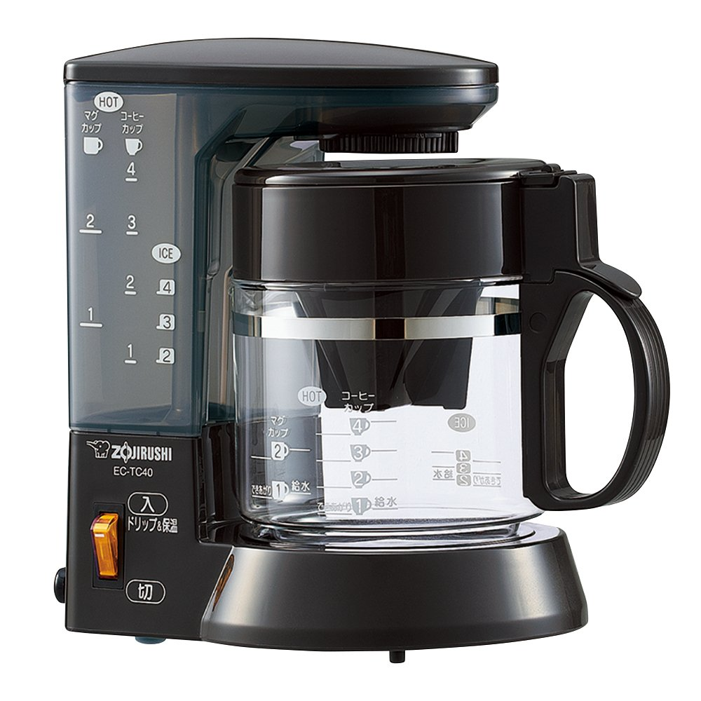 "Zojirushi coffee makers ""coffee communication"" Brown EC-TC40-TA"