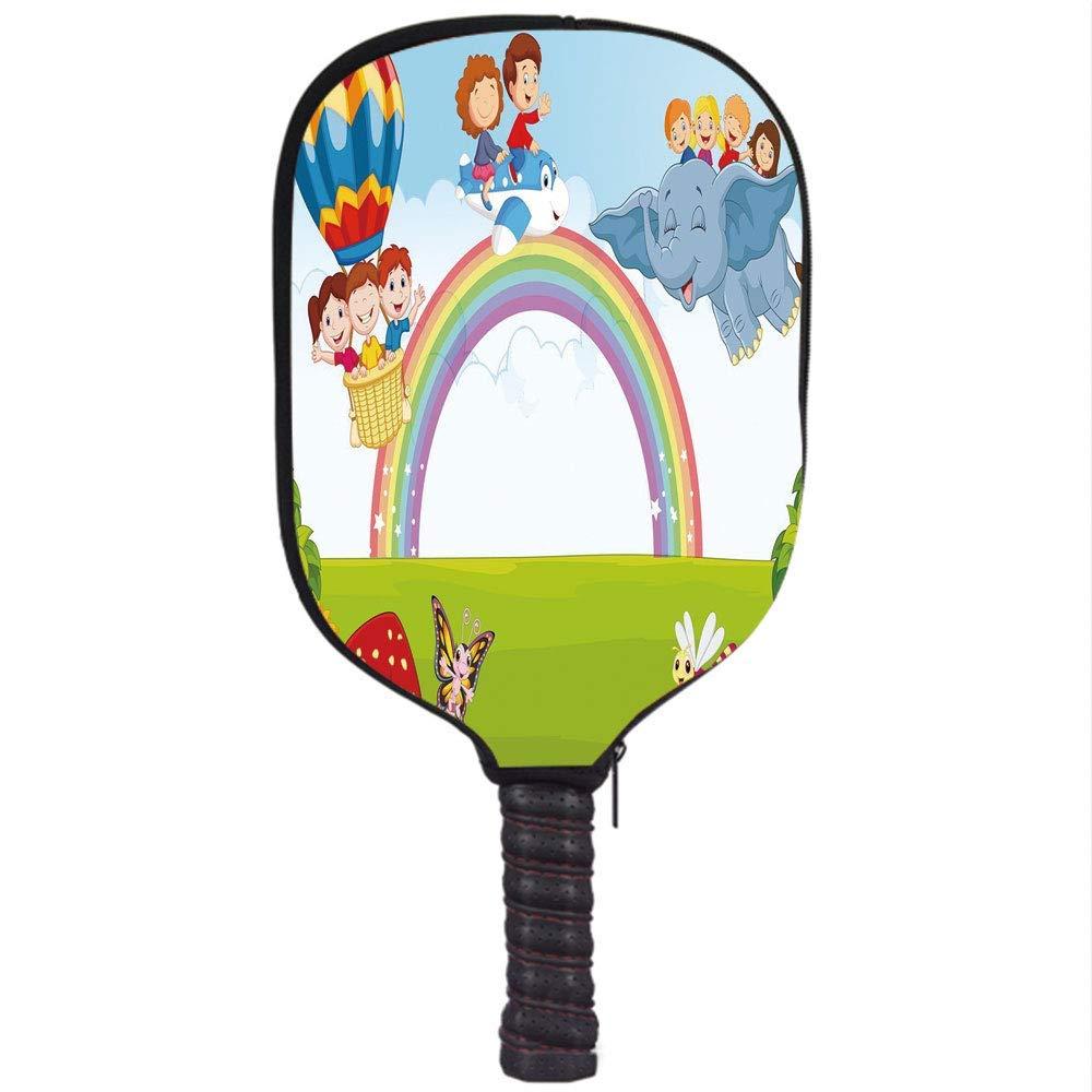 Amazon.com : Neoprene Premium Pickleball Paddle Racket Cover ...