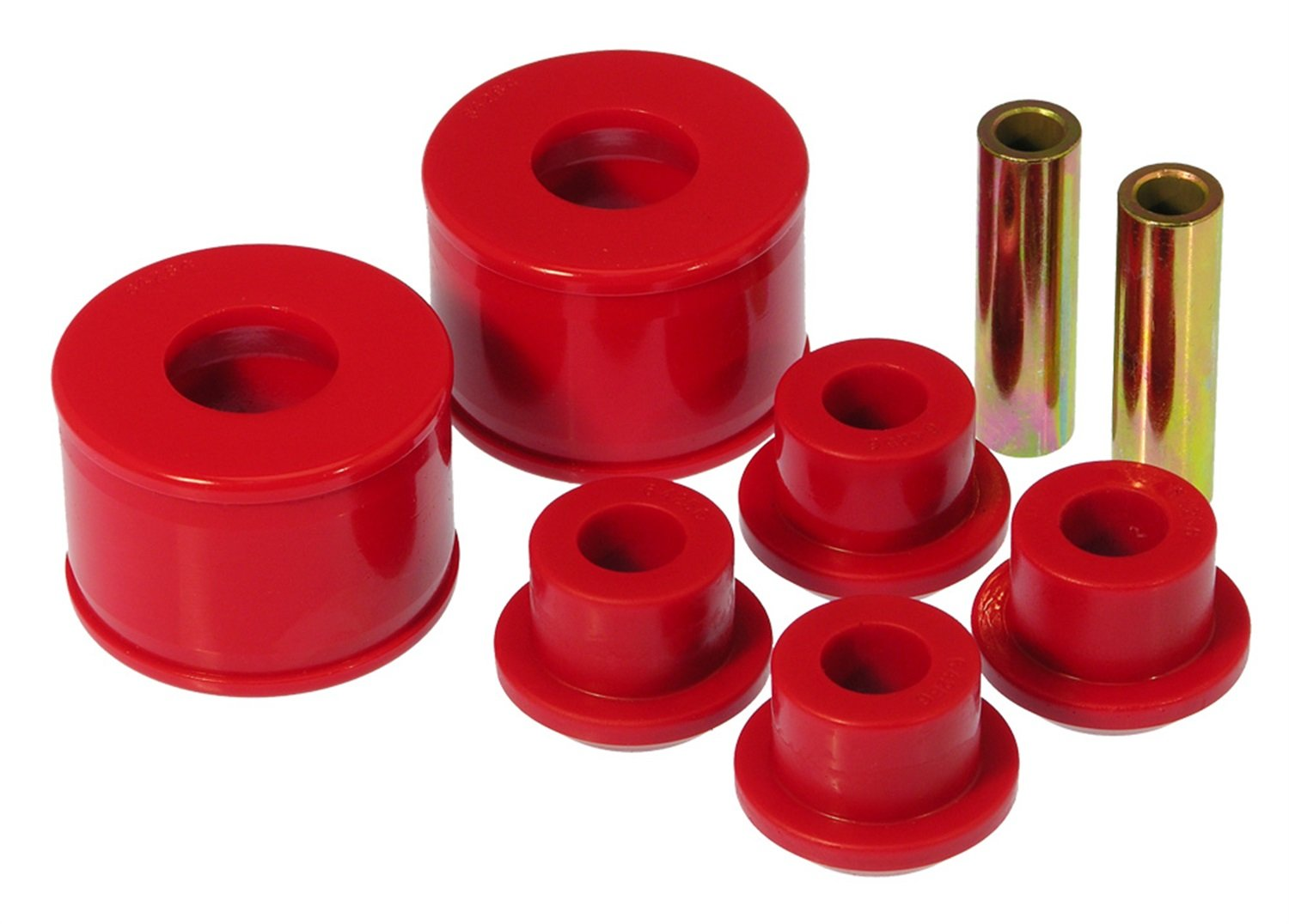 Prothane 8-316 Red Rear Trailing Arm Bushing Kit by Prothane