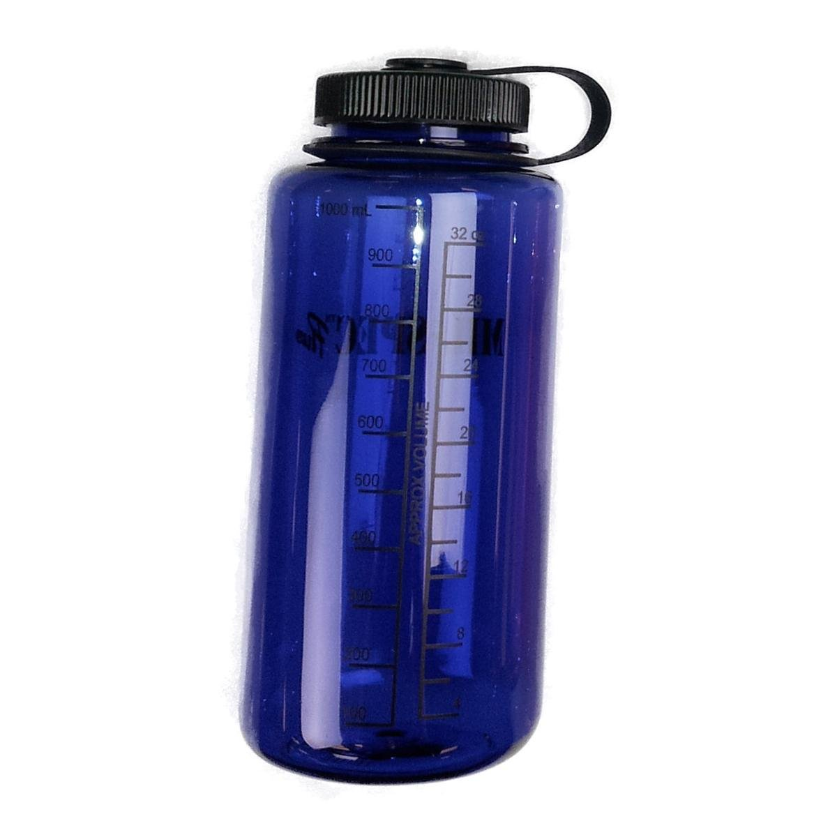 Direct 02-7066009000 Mil-Spec Plus 32oz. Wide Mouth Sport//Water Bottle Green Pro-Motion Distributing 1 Liter