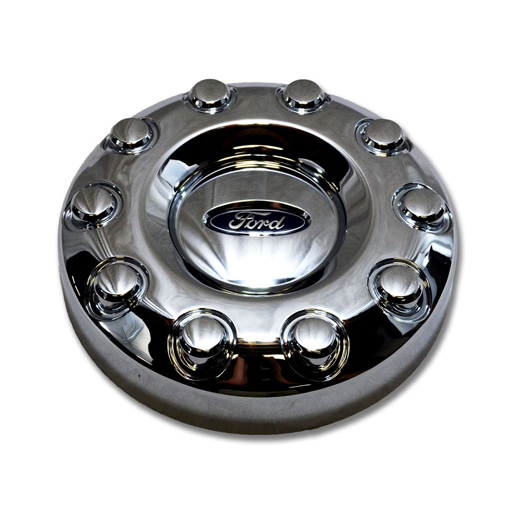 OEM New Ford F-450, F-550 2WD Front Center Cap For 19.5'' Wheels by Ford (Image #1)
