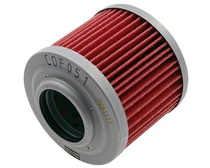 Filtro de aceite Champion X 305/cof051 Aprilia/BMW MZ/MUZ