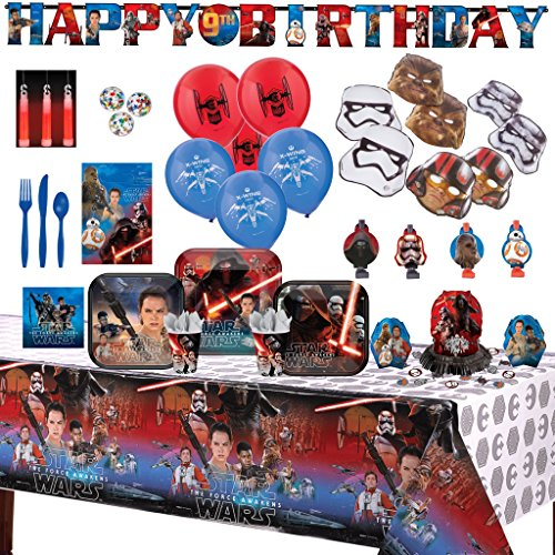 Best deals on party supplies