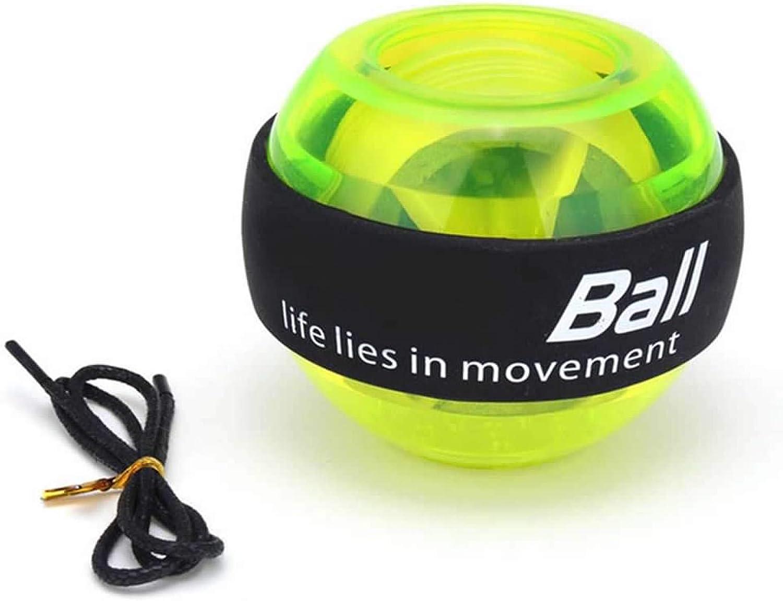 Handgelenkverst/ärker YSJJZRL LED Gyroskop Ball Handgelenk Ball Trainer Relax Gyro Arm Exerciser