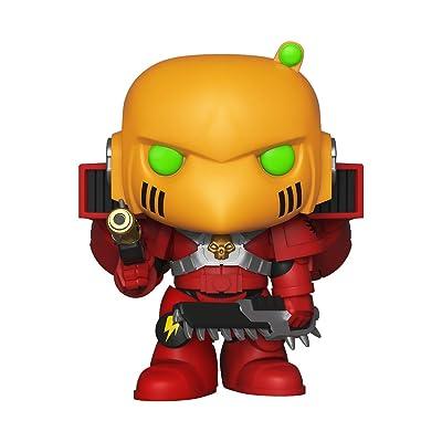 Funko Pop! Games: Warhammer 40, 000 - Blood Angel: Toys & Games