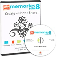 My Memories Suite 8.0 Digital Scrapbooking Software [OLD VERSION]