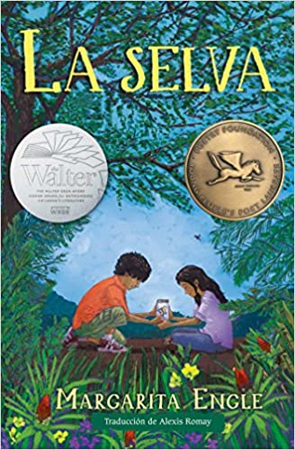 La selva (Forest World) (Spanish Edition): Margarita Engle ...