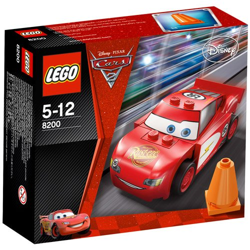 with LEGO Cars design