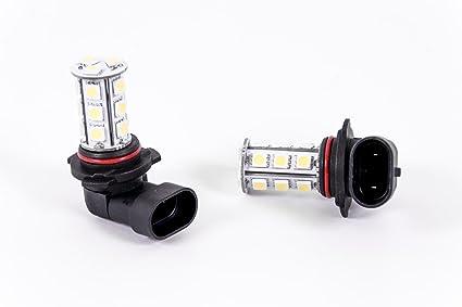 Seitronic® Set SMD LED para Toyota Avensis T25 – HB4 Xenon Blanco