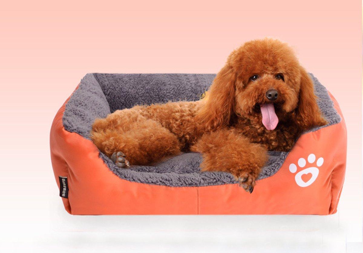E. Vida Mascota Perro Gato Cama Cachorro Cojín Casa Sofá Pet beding suave y cálida Caseta Perro Mat Manta: Amazon.es: Productos para mascotas