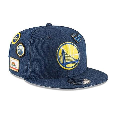 375bd060dfe Amazon.com   New Era Golden State Warriors 2018 NBA Draft 9FIFTY ...