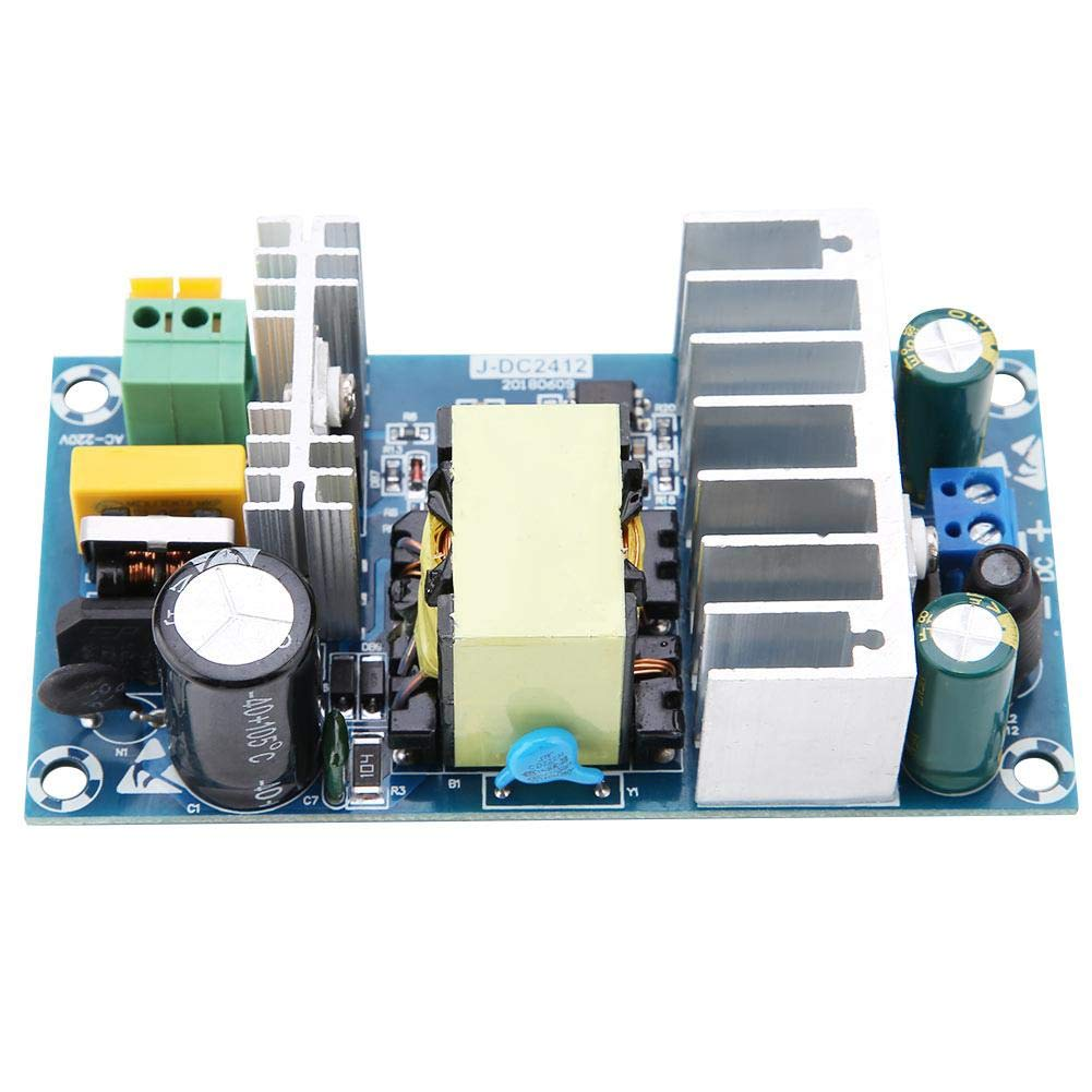 General Accessories for Electrical Appliances XK-2412-24 AC//DC 110//220V to DC 24V 6A High Power Board Switching Power Supply Module