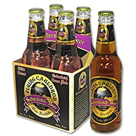Flying Cauldron Butterscotch Beer, 12 Ounce (12 Gl...