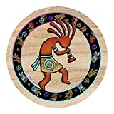 Thirstystone Drink Coaster Set, Kokopelli Toss